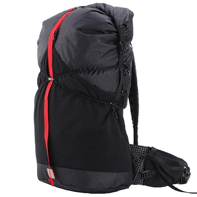 3F UL Trajectory 35L XPAC & UHMWPE Ultralight Hiking Backpack