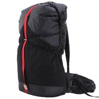 3F UL GEAR 35L XPAC & UHMWPE легкий прочный походный рюкзак для путешествий Сверхлегкий безрамный рюкзак