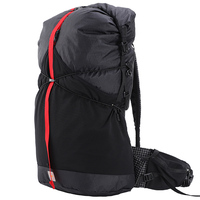 3F UL GEAR 35L XPAC & UHMWPE Lightweight Durable Travel Camping Hiking Backpack Outdoor Ultralight Frameless Packs