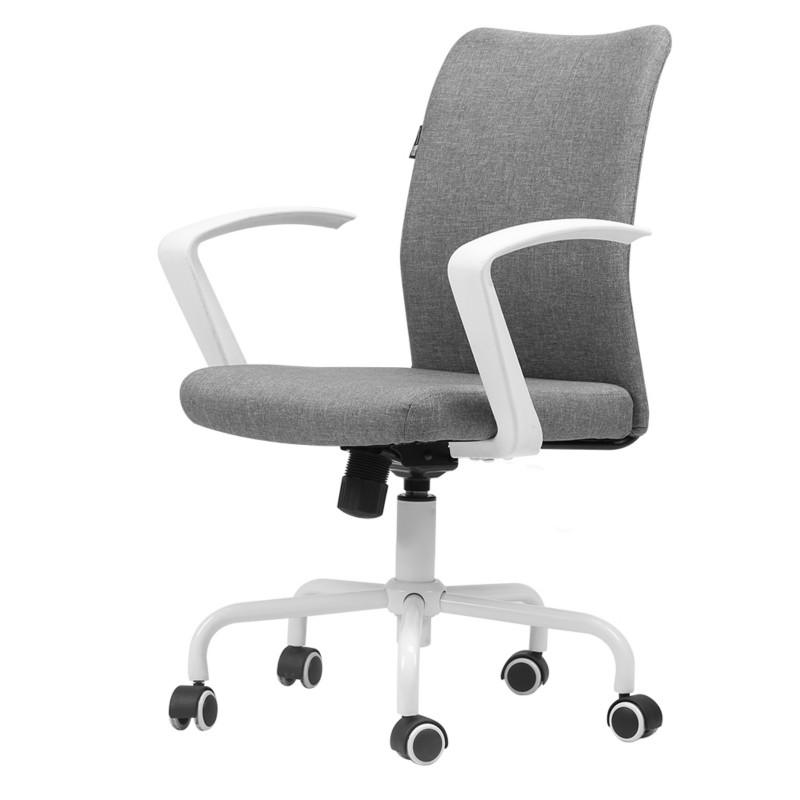 Computer Chair Simple Modern Office Chairs Small Lovely Home Fabric Leisure Study Swivel Lift Chair Silla Oficina Cadeira Gamer