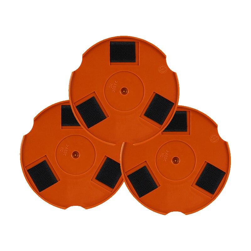 1 пара 110 мм круговой Высокое качество щетка для пола пылесос пластиковые аксессуары