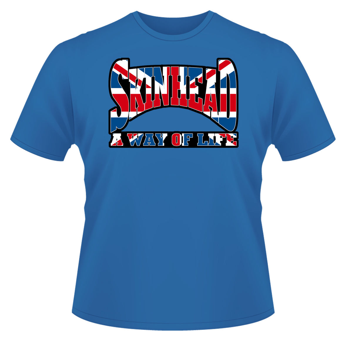 Mens T Shirt Skinhead Union Jack Ideal Birthday Gift Or Present New Shirts Funny Tops Tee Unisex In From Clothing On