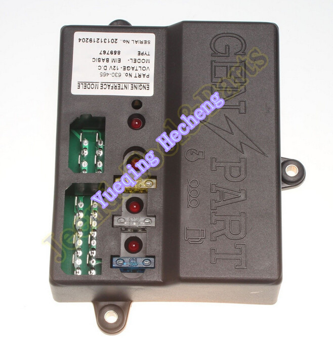 Interface Module EIM 630-088 Replace EIM 630-465 Parts Engine 12V wholesale interface module eim 630 464 for fg vilson engine
