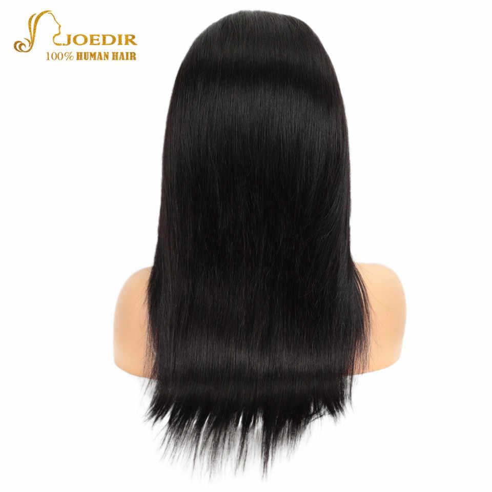 Joedir волосы прямые человеческие волосы парики кружева передние человеческие волосы парики перуанские прямые человеческие волосы кружева передние парики для черных женщин