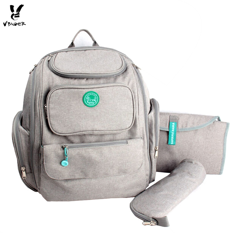 312ef9e64687 Best buy Vbiger Stylish High Quality Women Backpack Multi Functional Fashion  Hot Sale Backpack Portable Bags For Mummy Baby Care online cheap
