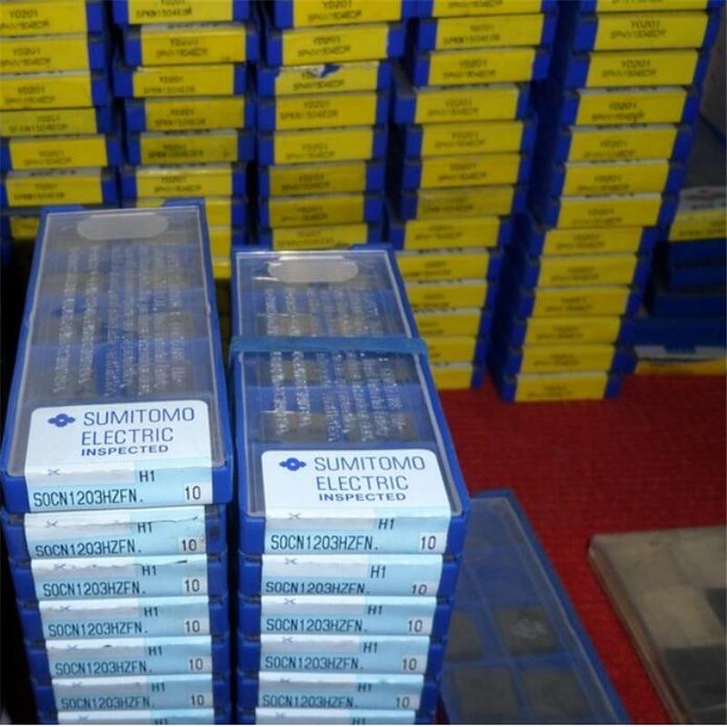 TNMG160408N UP AC630M Original SUMITOMO carbide insert 10pcs lot free shipping