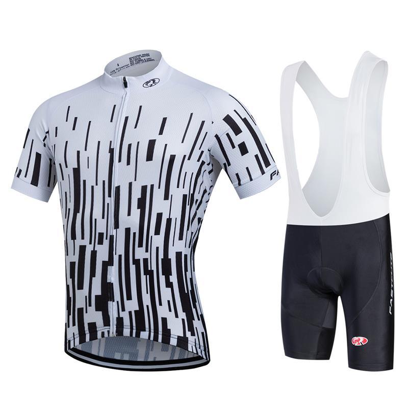 Prix pour Cyclisme Jersey Équipe fastcute Vélo Racing Cycle Maillots Maillot Ropa Ciclismo Vélo Vêtements Tops Respirant À Séchage Rapide