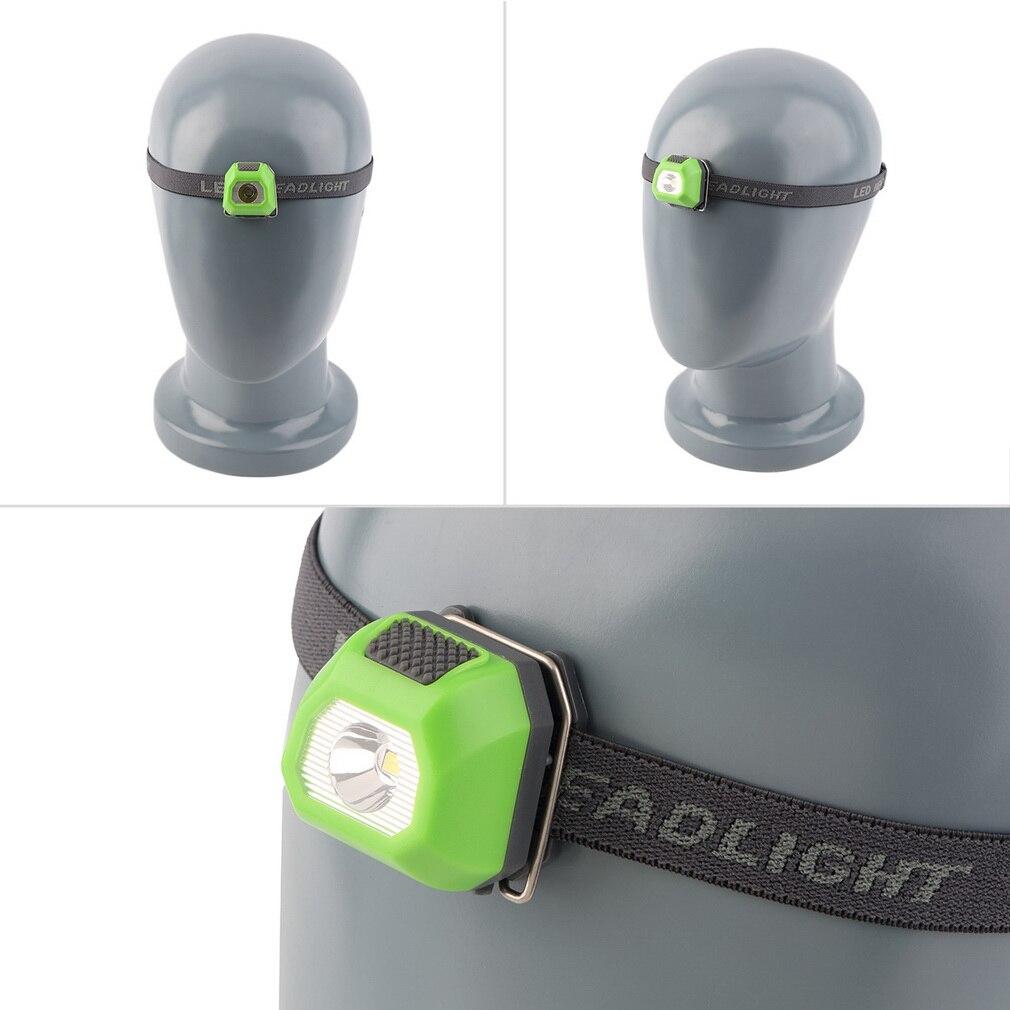 Ehrlichkeit Ft-m1 Kleinste Mini Clip Wasserdichte Lampe Scheinwerfer 0-90 Grad 3 Modus Scheinwerfer Taktik Helm Hut Lichter Feines Handwerk Swivel Platten