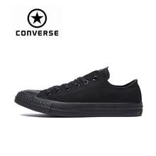 Converse Classic Breathable Canvas Low Top Light Skateboarding Shoes Unisex Anti-Slippery Comfortable Comfortable Sneakers 1Z635 цена в Москве и Питере