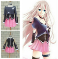 Hot New Vocaloid 3 IA Vocaloid III IA-Aria On The Planetes Cosplay Dress Costume Free Shipping