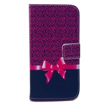 New Fashion Funny Colourful Pattern Design Wallet Flip PU Leather Case for Wiko Bloom Mobile Phone Bags Cases Stand Cover