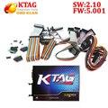 2016 Nova K TAG KTAG ECU Ferramenta de Programação Versão Master Software V2.10 firmware 5.001 ECU K-TAG Chip apoio mult-línguas