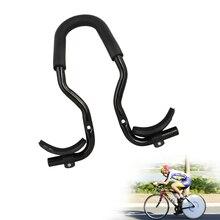 Cycling Bike Triathlon Time Trial  Rest Handlebar Travel Aerobar Aluminum Bicycle Relaxation Handle Bar 22.6-25.4 cm