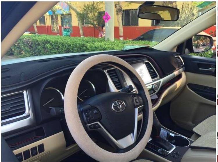 dashmats autós stílusú kiegészítők műszerfal fedele toyota - Autó belső kiegészítők