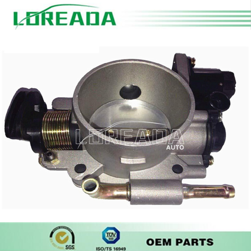 Brand New Orignial Throttle body D55A  forWuling macro light 1.4L  Delphi  system Bore Size 55mm 100% Testing brand new orignial throttle body for jac srv jac rine delphi system bore size 55mm 100