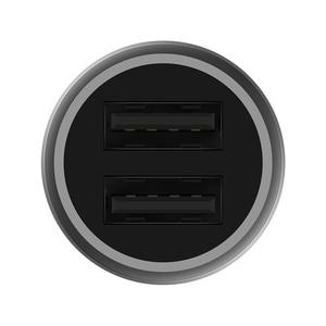 Image 4 - Original Xiaomi Qualcomm 18 W Carga Rápida Carregador de Carro Dual USB Suporte de carregamento rápido para Xiaomi Huawei e Todos Os Smartphones