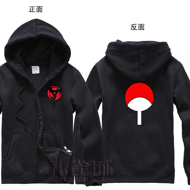 Uchiha Sweater: Aliexpress.com : Buy Naruto Uchiha Sasuke Hooded