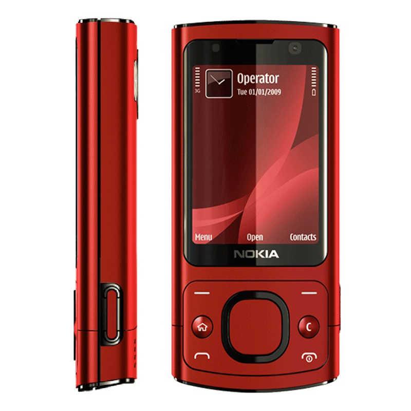 هاتف نوكيا 6700 S الأصلي المجدد هاتف سيلفي 6700 هاتف خلوي 3g Gsm غير مقفول Cellphone 3g Mobile Phoneoriginal Nokia Aliexpress