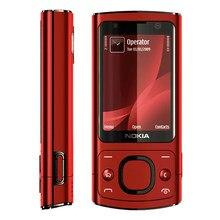 NOKIA 6700s yenilenmiş cep telefonu Silder cep telefonu 3G GSM orijinal Unlocked