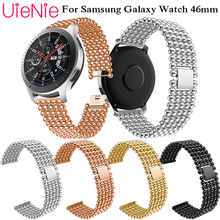 Frontier Classic Watchband 22mm Wristband for Samsung Gear S3 Replacement Strap For Samsung Galaxy Watch 46mm bracelet band silicone sport watchband for gear s3 classic frontier 22mm strap for samsung galaxy watch 46mm band replacement strap bracelet