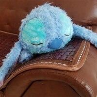 New Lilo and Stitch Sleeping Stitch Soft Plush Toy cushion pillow 40cm Japan