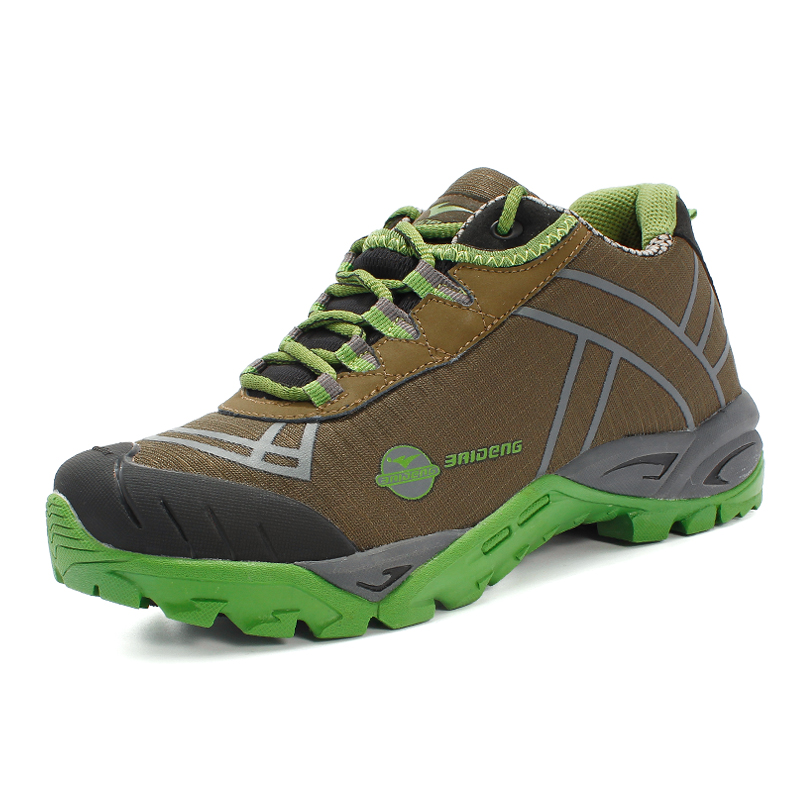 Casual breathable non-slip wear waterproof sports shoes men's outdoor hiking shoes men breathable sports casual shoes