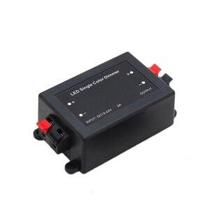 Image 5 - DC 12V 24V bezprzewodowy przełącznik zdalnego sterowania światłem 8A 1 przekaźnik kanału odbiornik przełącznika zdalnego sterowania moduł + nadajnik rf