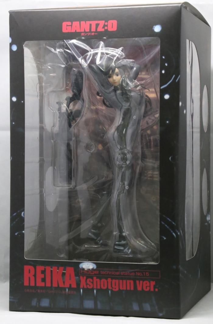 Hot Reika Shimohira X Shotgun Comic Anime GANTZ O Union Creative Statue Sexy 10 Figurine Figure Toy union creative no 15 gantz shimohira reika action figure 25cm japanese classic anime figure detachabl collectible model toys