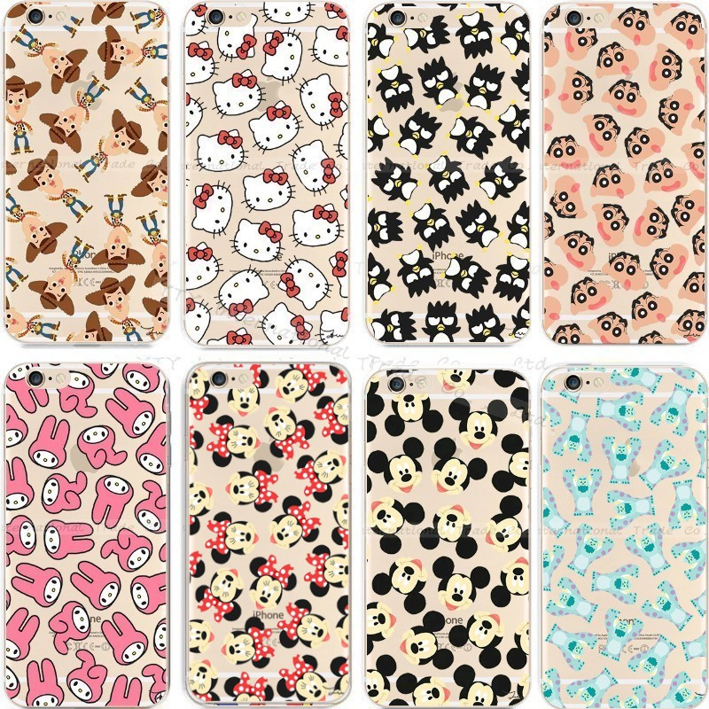 6/6S Cell Phone Cases Cartoon...
