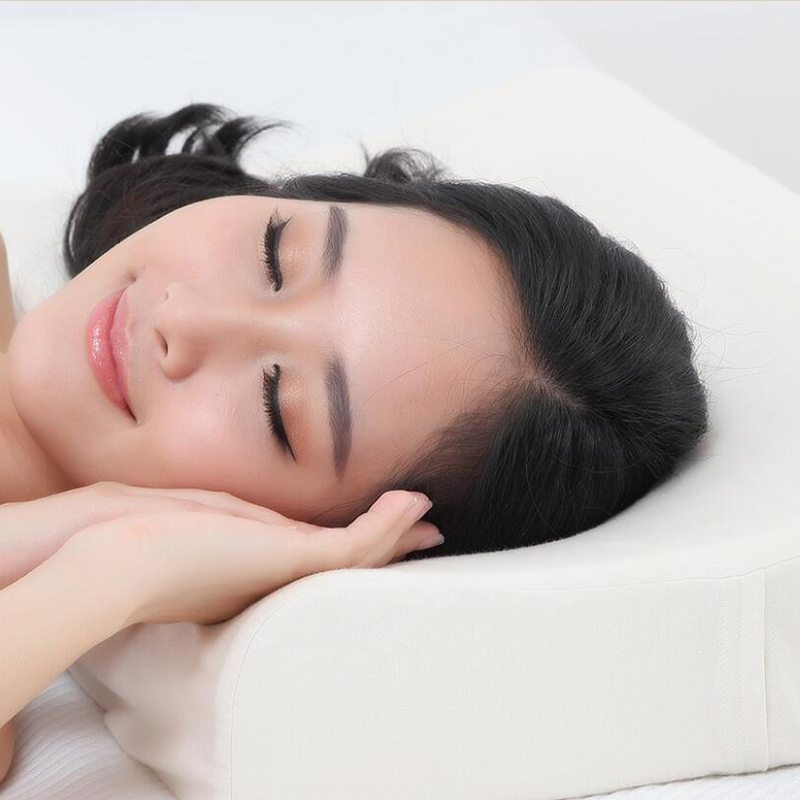 Xiaomi Подушка 8 H Z2 натуральный латекс эластичный мягкая подушка для шеи подушки защиты лучших экологически безопасный материал для умного до...