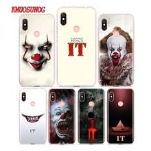 Silicone Phone Case stephen kings it for Redmi 7 Y3 Y2 S2