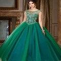 2017 Cinderela Baratos Quinceanera Vestidos Doce 16 Dresses vestido de Baile Vestido De 15 Años Debutante Vestidos Puffy Vestidos Quinceanera