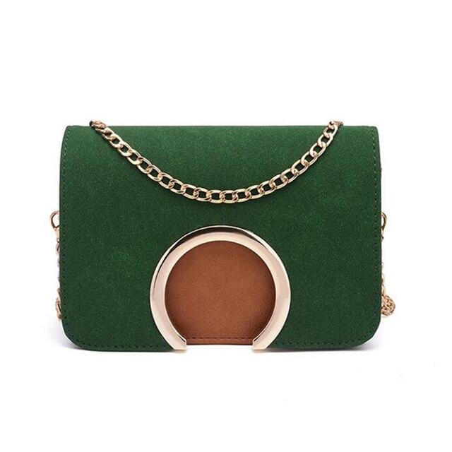 329660111c Newest Luxury Handbags Women Bags Designer Vintage Shoulder Bags Small PU  Leather Crossbody Bag Green Black