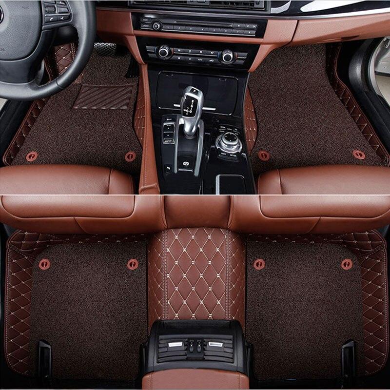 Tapetes para Mercedes Benz Viano A B C E G S R V W204 W205 E W211 - Accesorios de interior de coche - foto 4
