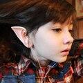 Mindkoo original 3.5mm fairy elf ears auriculares hifi auriculares con micrófono earpods cosplay espíritu mágico para xiaomi smartphone
