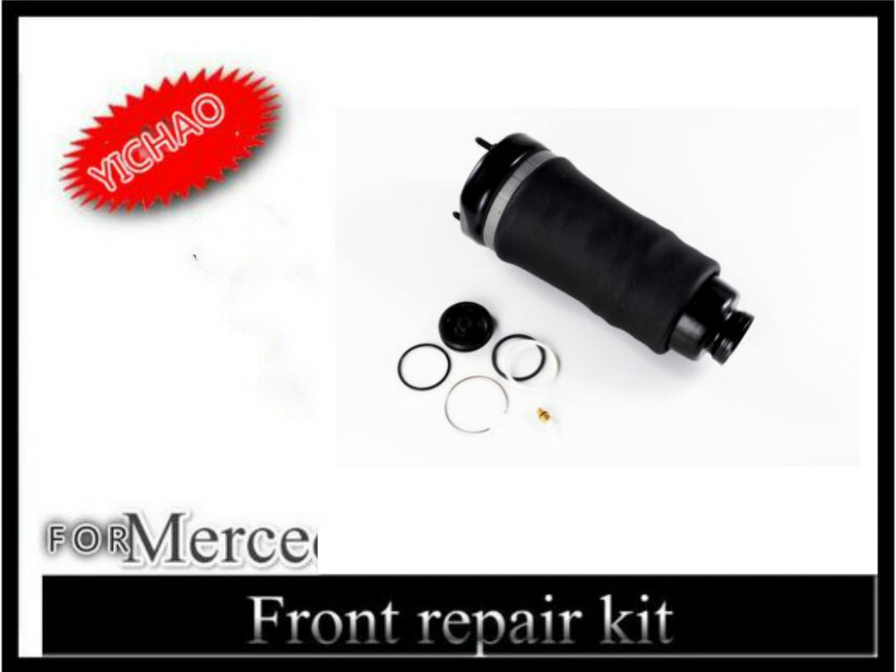 New for Mercedes R-Class W251 Front Left or Right Air Spring Repair Kit 251 320 30 13 / 2513203013, 251 320 31 13 / 2513203113 dhl free air suspension spring parts for mercedes r class w251 air spring rear left right 2513200325 2513200425 2513200025