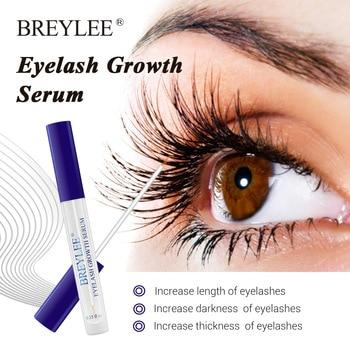 BREYLEE Eyelash Growth Eye Serum Makeup tools Enhancer Eye Lash Lengthening Longer Fuller Thicker Lashes Powerful Eye Care