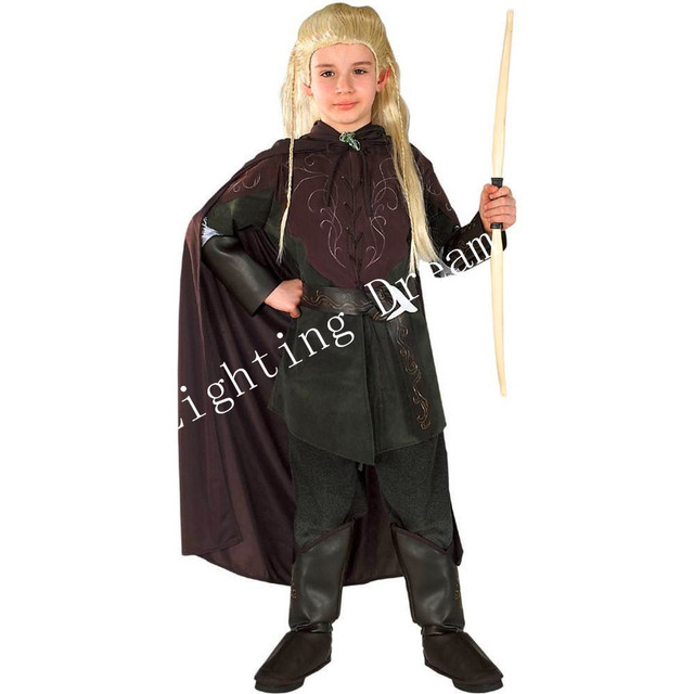 Costume Made The Hobbit Costume Lord Of The Rings Frodo Costume Kidu0027s Halloween Party Costume(  sc 1 st  AliExpress.com & Costume Made The Hobbit Costume Lord Of The Rings Frodo Costume ...