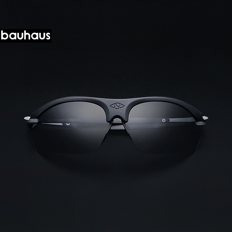 556dca4508 bauhaus Men Glasses Frame Aluminium Magnesium Alloy temple Spectacle  Eyeglasses Myopia Glasses sports goggles