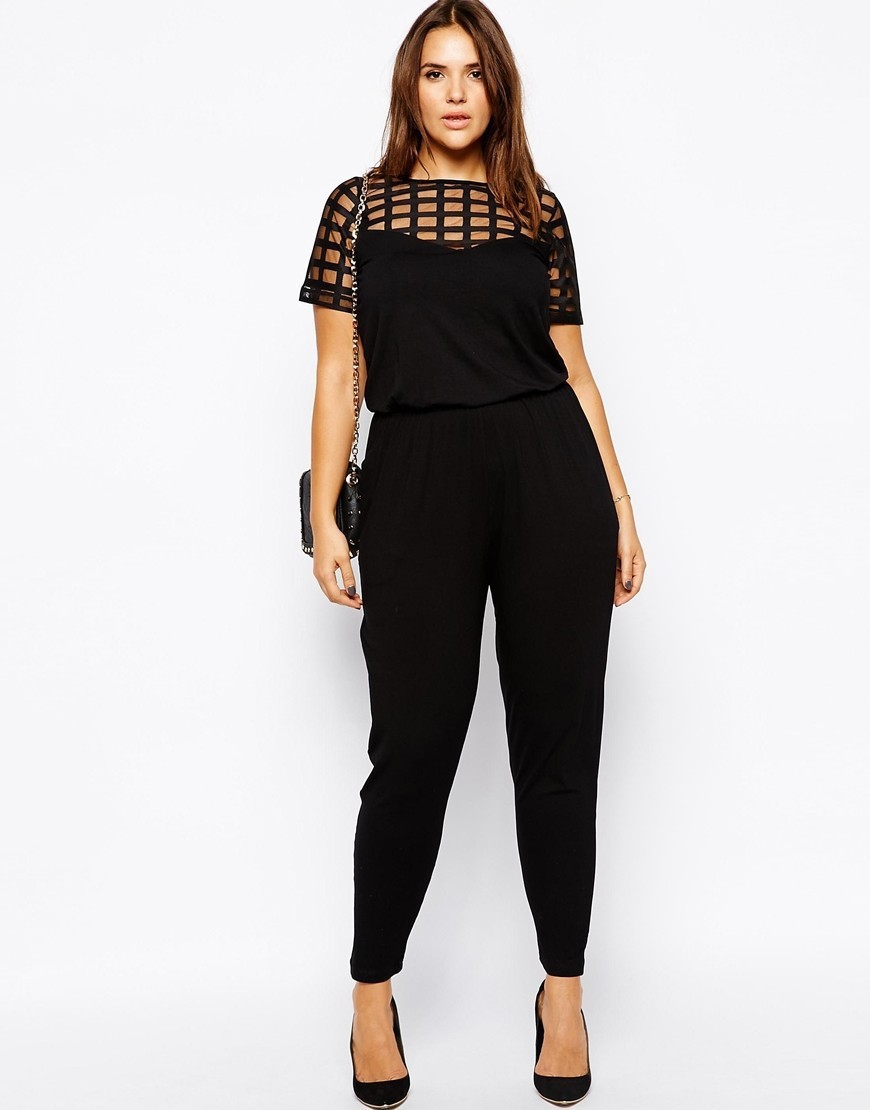 e33b3049a0d Plus Size Jumpsuit And Rompers - Data Dynamic AG