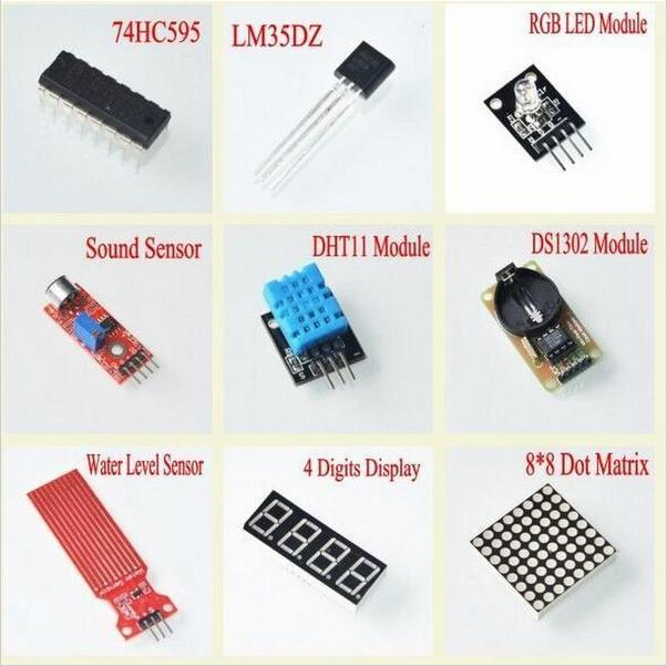 2017 Arduino RFID Starter Learning Kit Upgraded Version