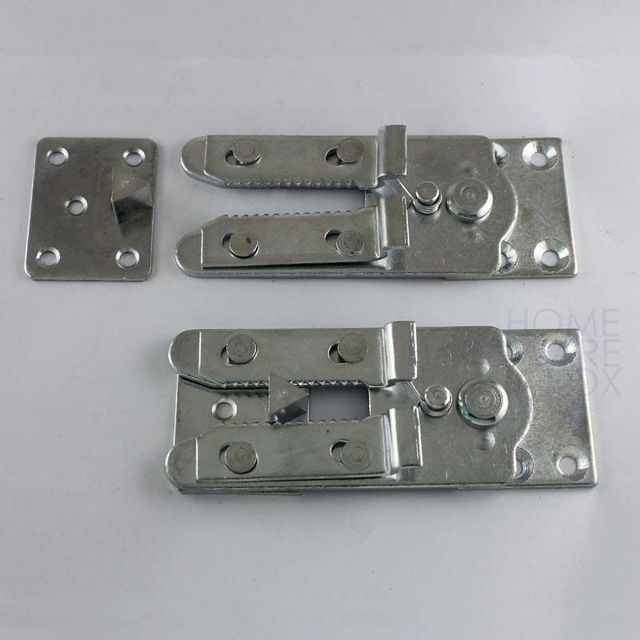 Sectional Sofa Connector Couch Joint Metal Bracket Fastener