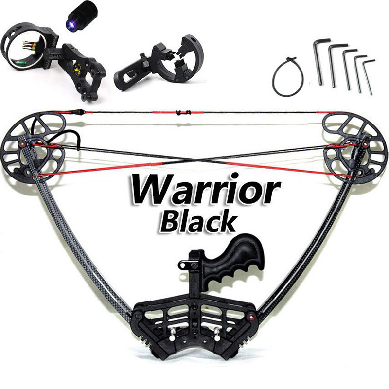 Piaoyu Black Warrior Compound Bow Set hunting  Camouflage and Black Triangle Hunting  Arrow Set And Archery Set piaoyu black warrior compound bow set hunting camouflage and black triangle hunting arrow set and archery set