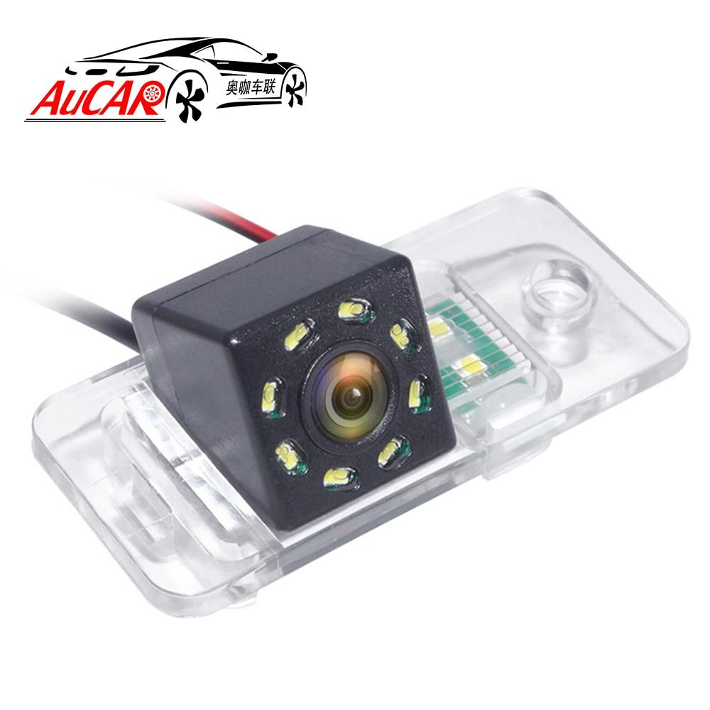 Special Car Rear Camera Reverse back up camera For Audi A3 A4 A6 A8 Q5 Q7 A6L Reverse camera promotion