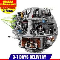 Compatible LegoINGlys 10188 DHL LEPIN 05035 3803Pcs Star War Death Star Model Building Kit Set Blocks Bricks Children Toy Gift