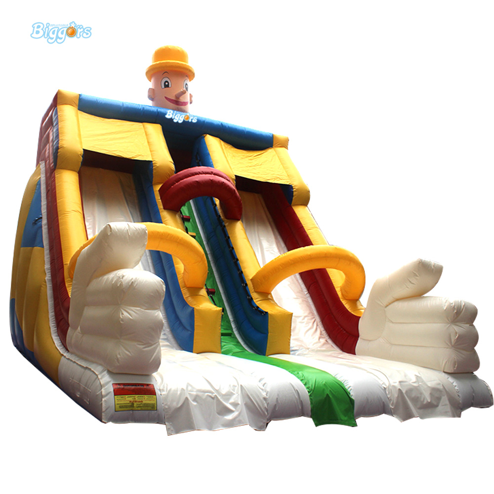 Inflatable Bouncy Castle Bounce House Jump Inflatable Bouncer Trampoline Water Slide giant super dual slide combo bounce house bouncy castle nylon inflatable castle jumper bouncer for home used