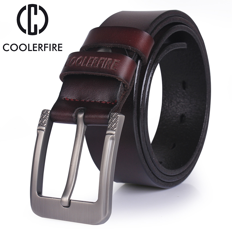 Hohe qualität echtes leder gürtel luxus designer gürtel männer neue mode Armband männliche Jeans für mann cowboy kostenloser versand gürtel männer