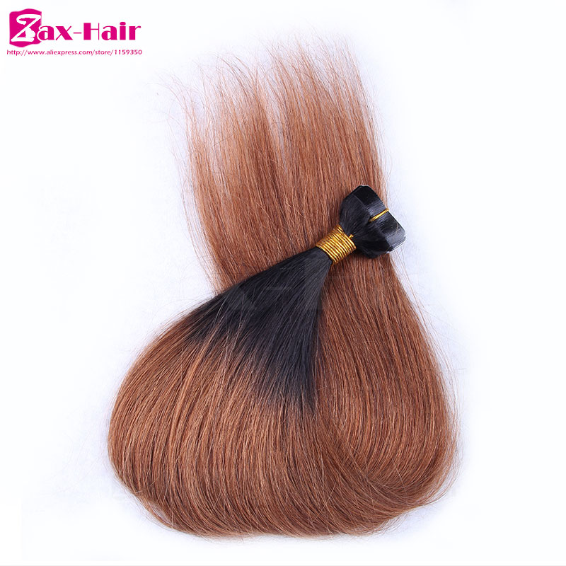 Adhesive Weft Hair Extensions 36