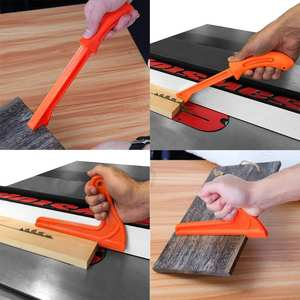 Wood-Saw Sawdust-Tool Working for Carpentry-Table Blade Router Push-Rod Hand-Protection