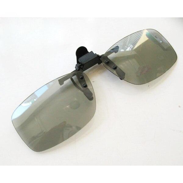CES-1 x Occhiali 3D Clip su per il CINEMA E 3D NEL PUB
